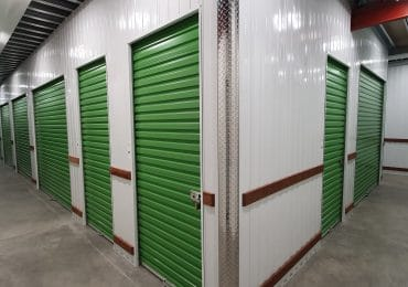 how much do storage units cost per month