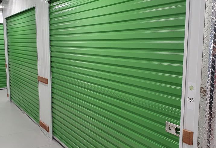what is it like to rent a self storage unit
